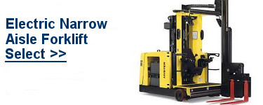 Select Narrow Aisle Forklift